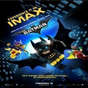 The Lego Batman Movie [2017] Full Movie