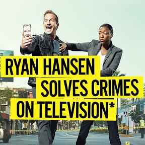 Ryan Hansen Solves Crimes on Television*