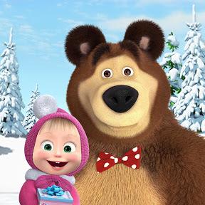 瑪莎與熊 Masha and The Bear CH
