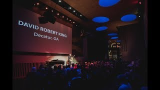 David Robert King - Idaho (Live from the NewSong Competition Finals)