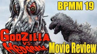 Godzilla vs. Hedorah (1971)-Movie Review