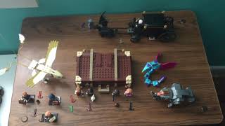 LEGO Fantastic Beasts Sets Review