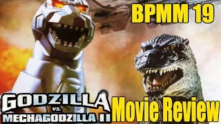 Godzilla vs. Mechagodzilla II (1993)-Movie Review