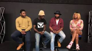 "STL Black Hollywood:  Cast of ""Its Complicated"" by Sir Ervin Williams"