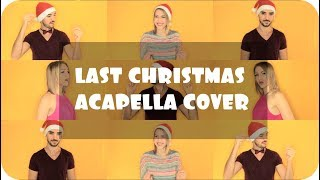 Саша Галустян и Светлана Михайлова - Last Christmas (Acapella cover)