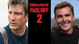 Nathan Fillion is Nathan Drake... Nolan North is Cayde-6... Face/Off 2!!!