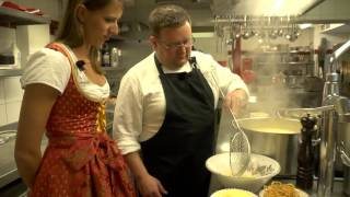 "Original Cheese ""Spaetzle"" recipe from Bavaria"