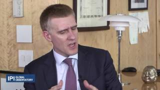 GO interview with Dr. Igor Luksic, candidate for the position of UN Secretary-general