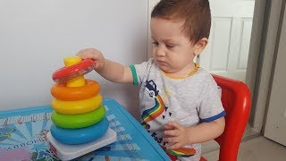 Finger Family Song Baby Learn Colors With Colorful Circles Nursery Rhymes