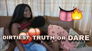Dirtiest Truth or Dare Ever on YouTube (THOTIANA BUSTED DOWN) 😍👅💦