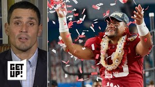 Biggest takeaway from CFB Playoff Semis: 'The games stunk' - David Pollack | Get Up