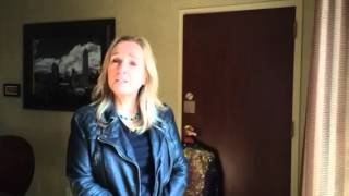 Melissa Etheridge has a message for her fans in Minneapolis!