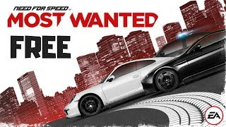 Download Need For Speed Most Wanted 2018 Mod Unlimited Android Game Free