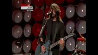 Foo Fighters - All My Life Live@Wembley 2008
