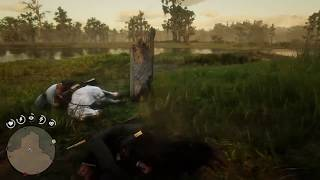 My Red Dead Experience