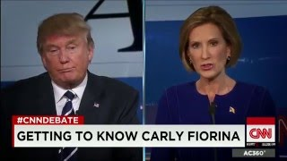 Getting To Know Carly Fiorina