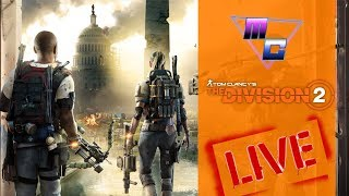 [PS4 LIVE] THE DIVISION 2 [ESP/ENG] GRINDING TO LVL 30!!!