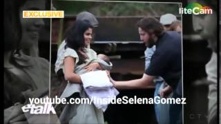 """Behind the scenes of """"In Dubious Battle"""" with Selena Gomez and James Franco"""