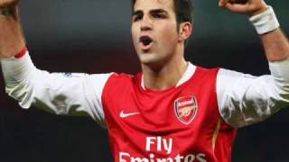 Cesc Fabregas - Whats the name of this song!