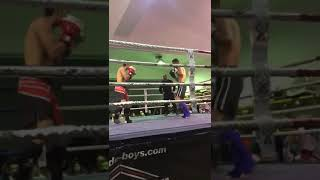 Nail Tosun vs Steven Gonzalez 68kg +Amateur KickBoxing Fight