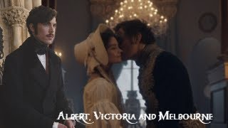 Victoria, Albert and Melbourne ~ Arranged Marriage