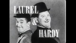 LAUREL AND HARDY -  GOING-BYE BYE! - CZ TITULKY