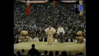 97 Nagoya Basho W/English commentary