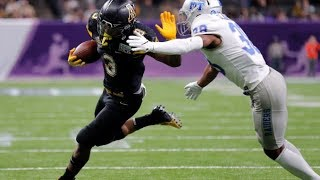 Darrynton Evans RB#3 Appalachian State vs Middle Tennessee State