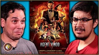 Agent Vinod Trailer Reaction and Discussion