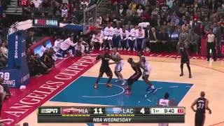 Jamal Crawford Offense Highlights 2013-14 Part 2