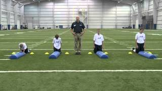 Football Resources   Heads Up Football   Step 4   Air Buddy