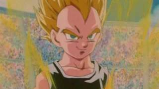 Goku Jr. vs. Vegeta Jr. (English) Good Quality