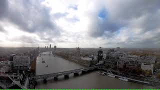 Time Lapse: London Eye - November 2018
