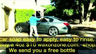 How to wash my car