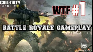 Call of duty mobile battleroyale gameplay