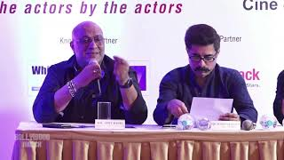 Sushant Singh & Amit Behl Attend PC Of CINTAA & 48 Hour Film Projects ACF Fest