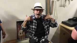 BTS Clip of Mark Hamill on Letting His Kids Open Vintage Kenner Star Wars Toys!