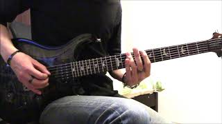 Killswitch Engage - The Element Of One - [guitar cover]