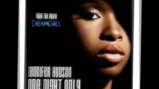 one night only  by katerina and fwtis (jennifer hudson)