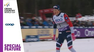 Unlucky day for main favourite Klaebo | Lillehammer | Men's Sprint | FIS Cross Country