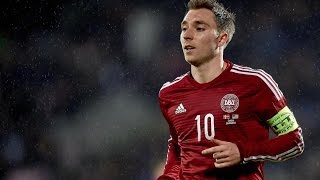 Christian Eriksen - Prince of Denmark - All Goals for Denmark