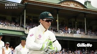 Ponting on Aussie squad for Sri Lanka Tests