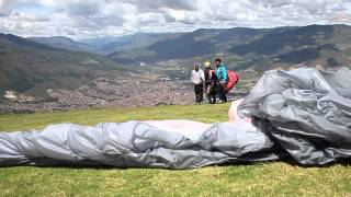 Paragliding , things to do in medellin