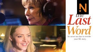 'The Last Word' Official Trailer HD