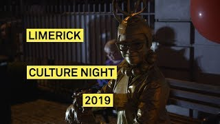 Limerick Culture Night 2019