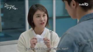 Cheese in the trap episode 2 part 3 bahasa Indonesia