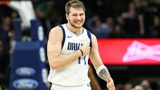 Luka Doncic Rookie Highlights || No Stylist ||