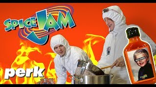 Mixing 30 litres of Hot Sauce with a Drill | SpiceJam Ep 3