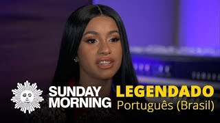 A imparável Cardi B - CBS Sunday Morning (Legendado PT-BR)