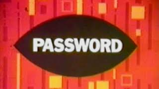 Password (game show) | Wikipedia audio article